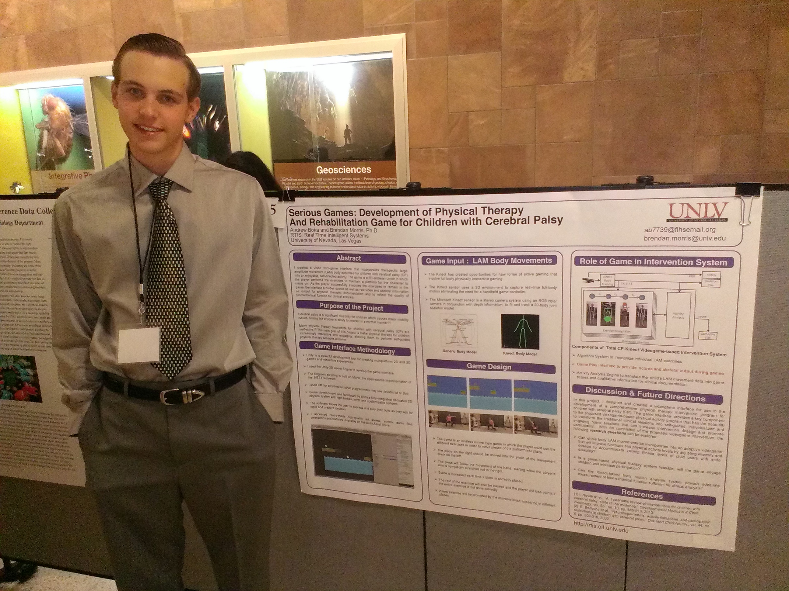 2015 OUR-UNLV Undergrad Research Showcase
